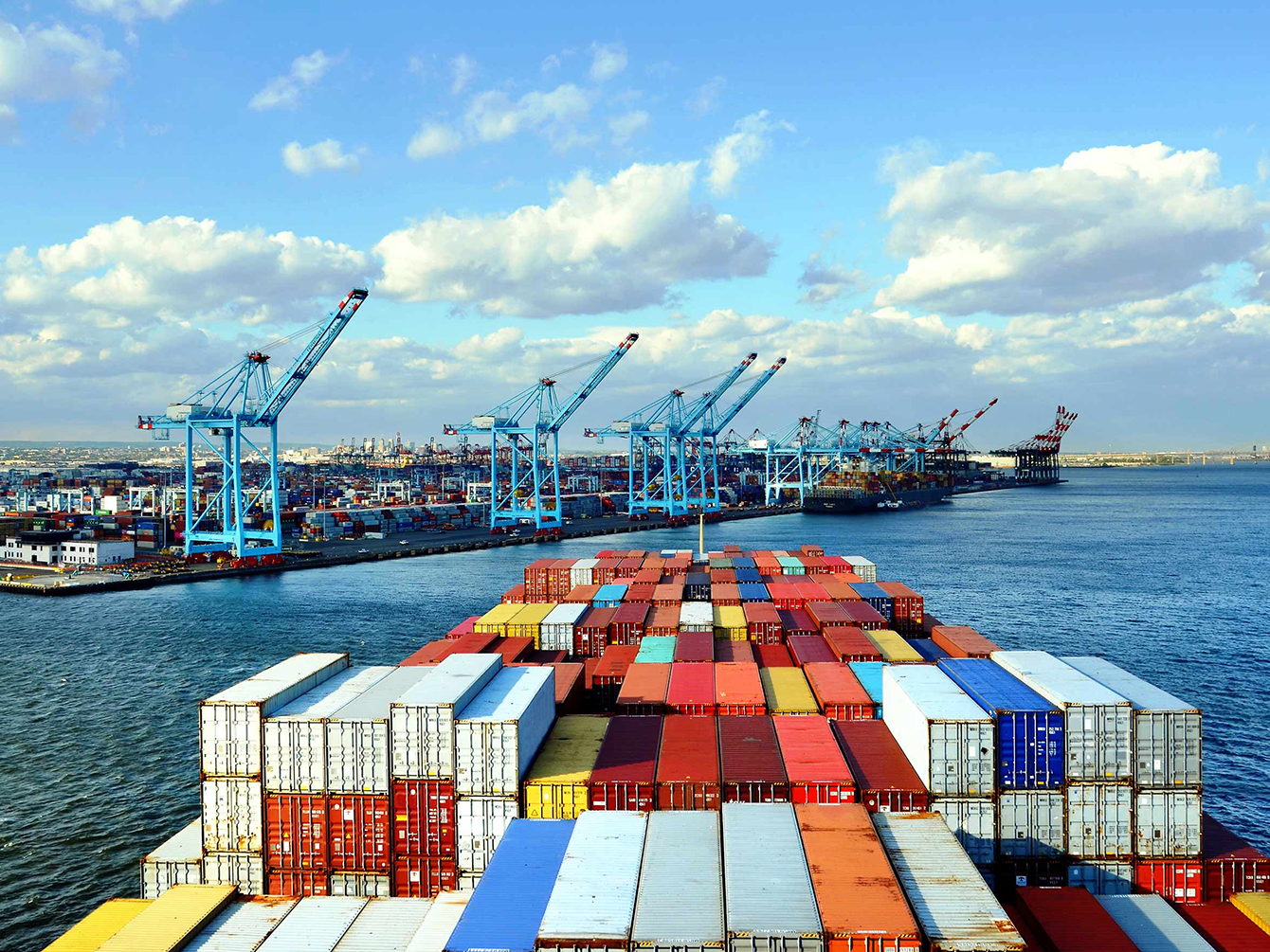 Sea Freight Full Container Load solutions (FCL)